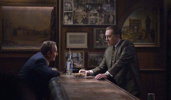 Review The Irishman Netflix