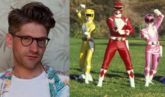 Reboot Power Rangers