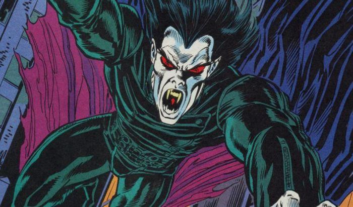 Karakter Morbius tercipta karena ada perubahan peraturan