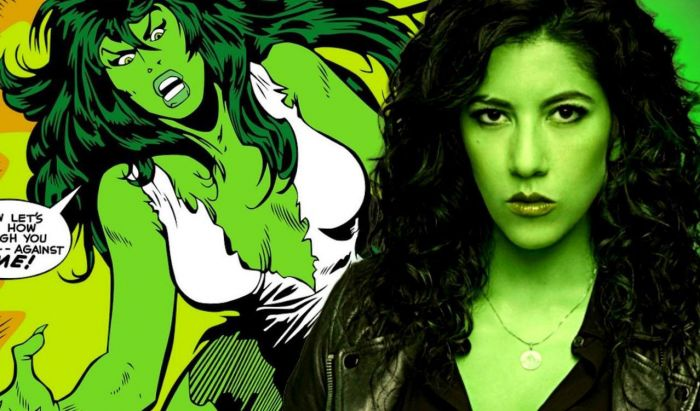 Aktris Stephanie Beatriz ingin memerankan She-Hulk