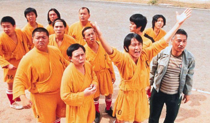 film Shaolin Soccer