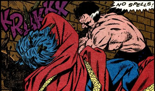 Morbius bertemu Doctor Strange