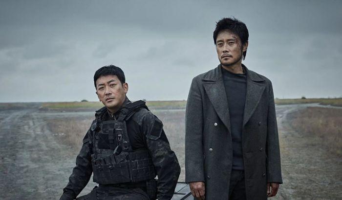 Sinopsis Review film Ashfall