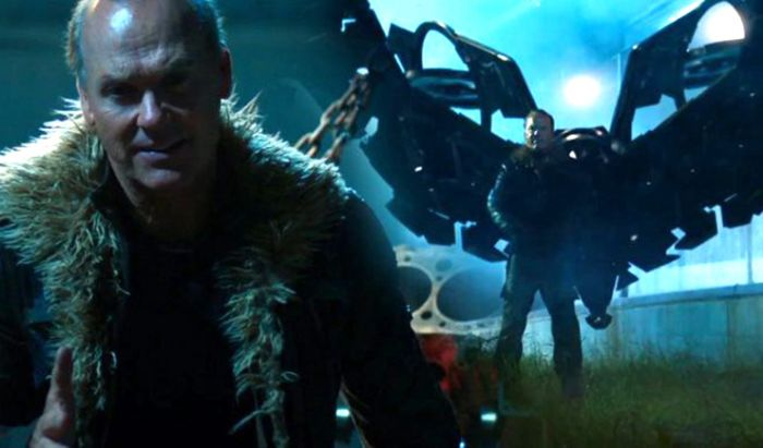 Siapa Vulture Michael Keaton Marvel