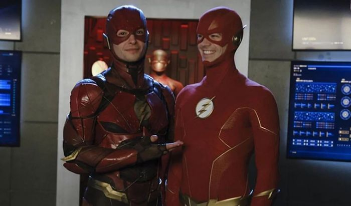 Flash kembar
