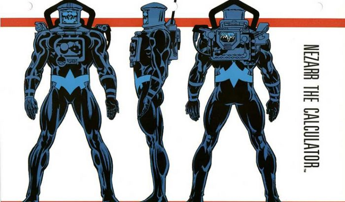 Anggota Eternals Marvel