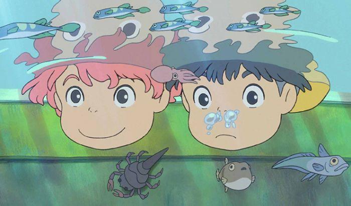 Film Ghibli Netflix