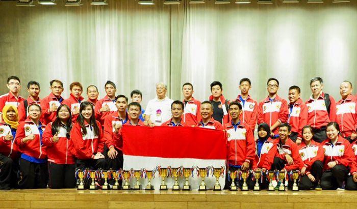 Komunitas Wing Chun Indonesia Ip Man