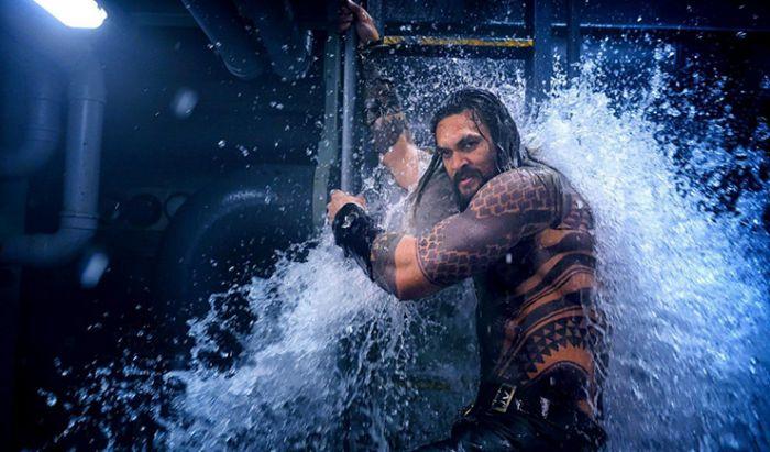 Nonton Aquaman kartun