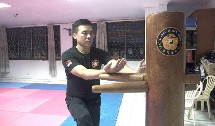 Latihan Wing Chun Ip Man Indonesia