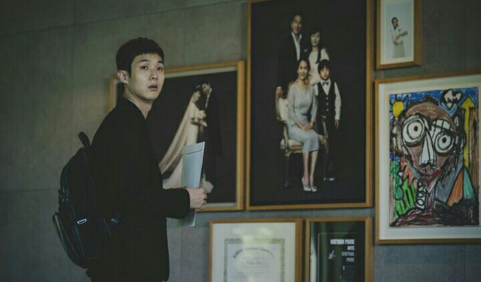 Nonton film Parasite Korea full