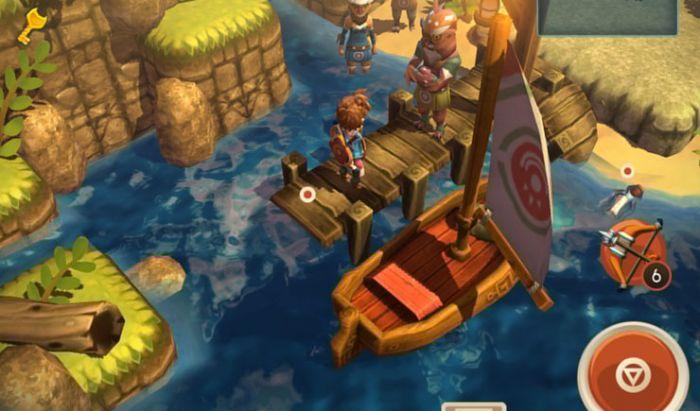 Bosan Jalan Jalan Di Hyrule Nih 7 Game Android Mirip Game Zelda Kincir Com