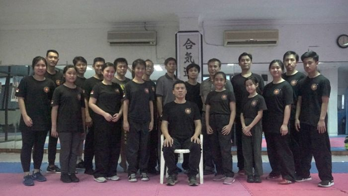 Latihan Wing Chun Ip Man