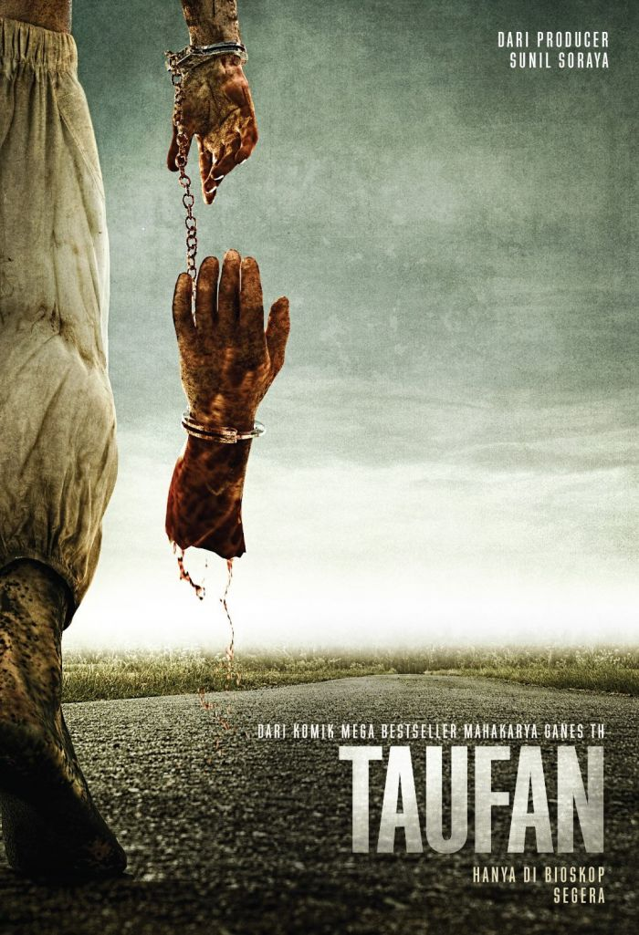 Poster Taufan