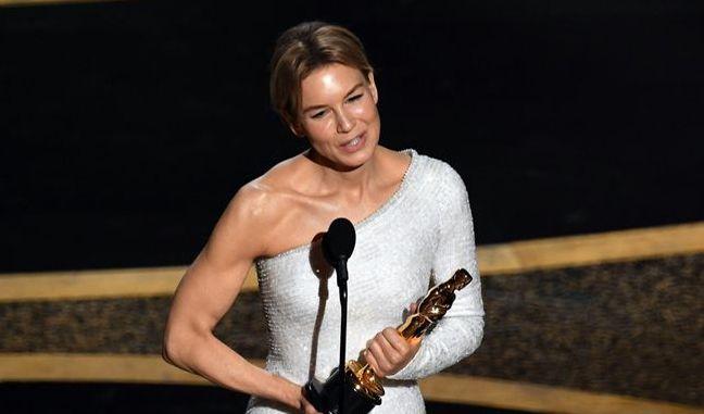 Renee Zellweger Oscar 2020