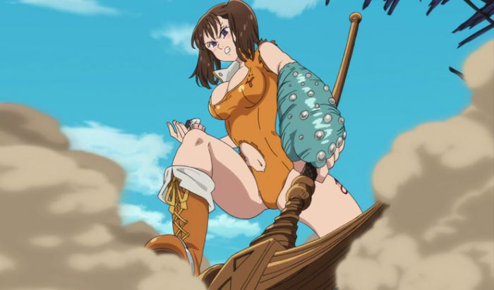 Anime Seven Deadly Sins