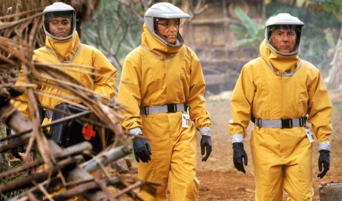 Virus mematikan di film
