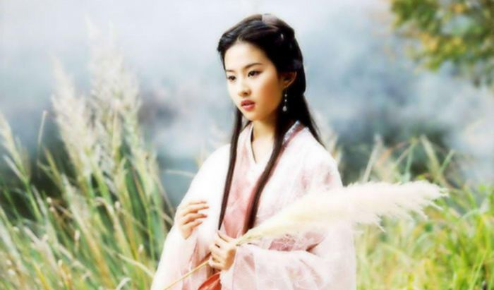 Profil Liu Yifei Mulan