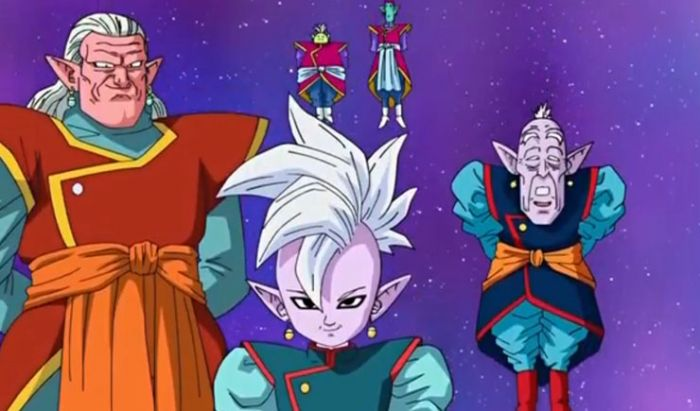 Ras alien terkuat anime Dragon  Ball