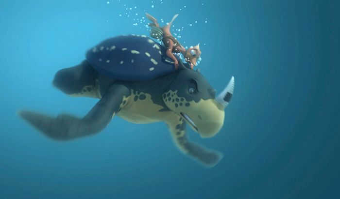 Review film Riki Rhino
