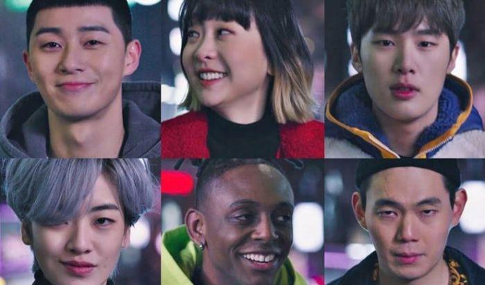 Streaming Drakor Itaewon Class Netflix