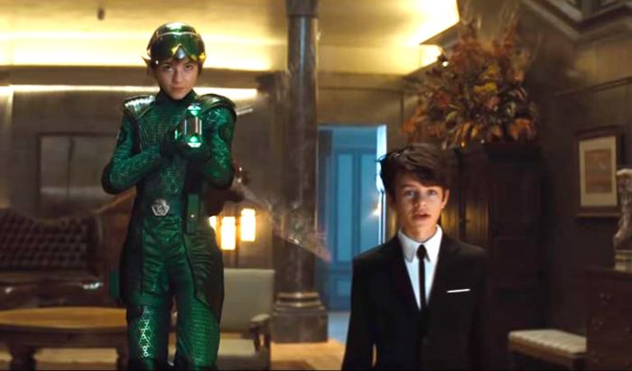 Trailer Film Artemis Fowl
