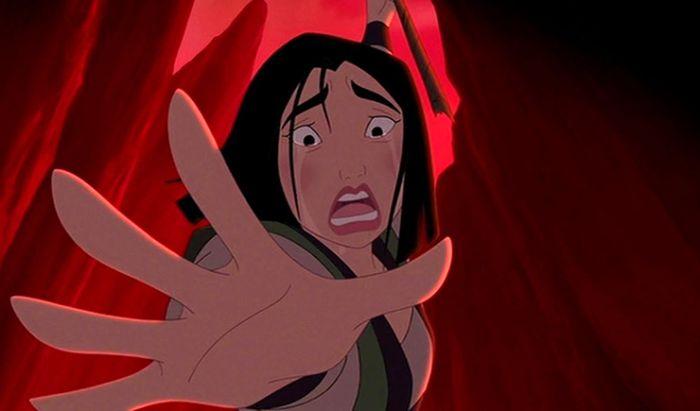 Kontroversi film Mulan
