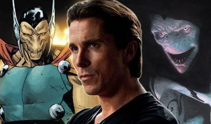 Christian Bale Thor Love and Thunder