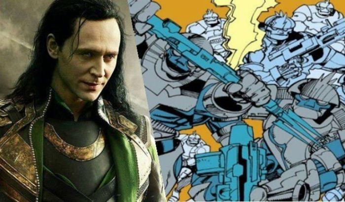 Serial Loki Minutemen