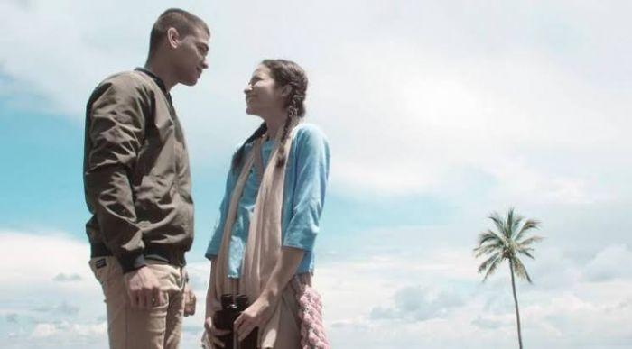 Film Adegan Tatapan