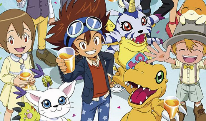 Serial Anime Digimon Adventure Reboot