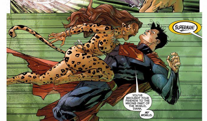 7 Fakta Cheetah, Villain Terbesarnya Wonder Woman