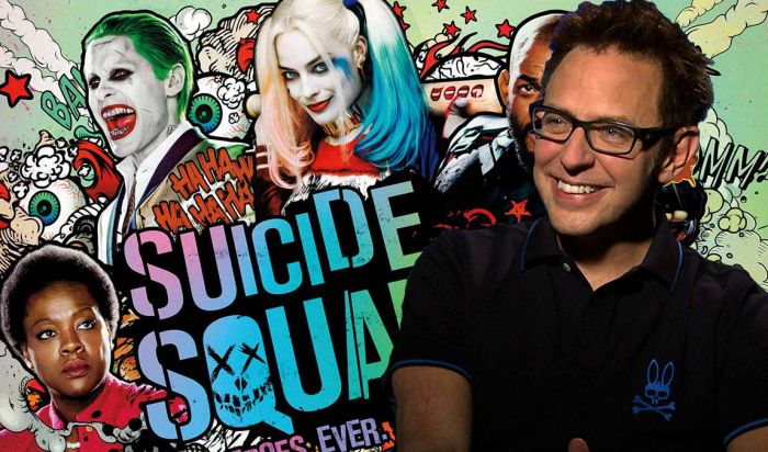"Film Suicide Squad Garapan James Gunn Bakal Rating ""R""?"