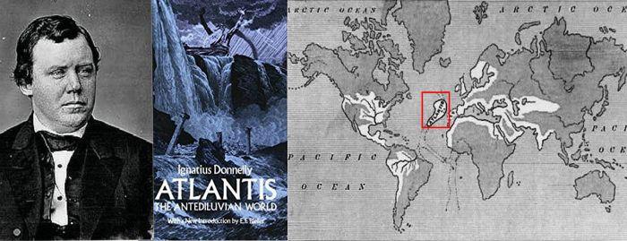 Mitos Atlantis dalam Film dan kenyataan
