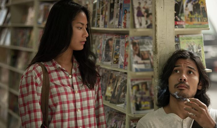 Adegan Copy of My Mind Film Indonesia