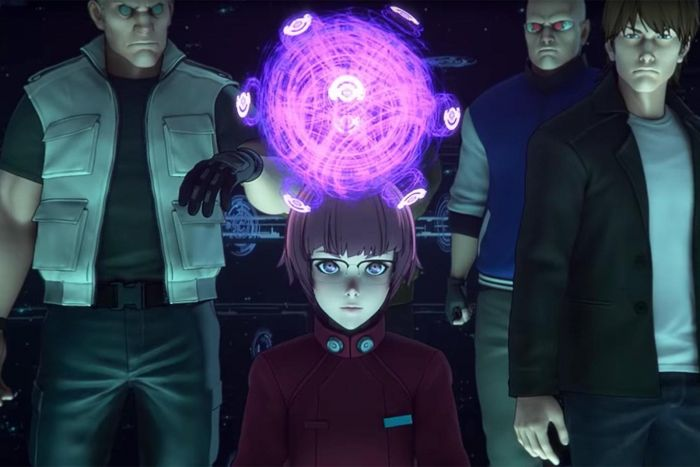 Review Ghost in the Shell SAC 2045