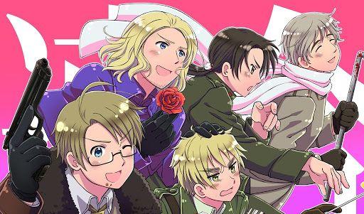 Anime Populer Dicekal Beberapa Negara