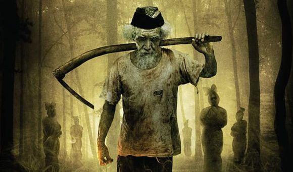 Hantu Pria Film Indonesia