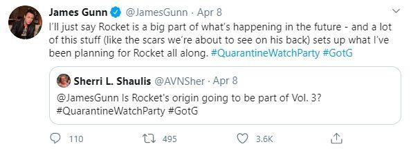 Rocket Racoon