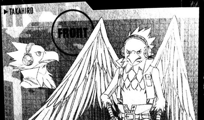 5 Fakta Hawks, Hero Profesional Termuda di My Hero Academia