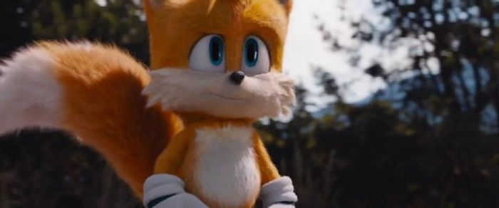 Tails Sonic the Hedgehog 2