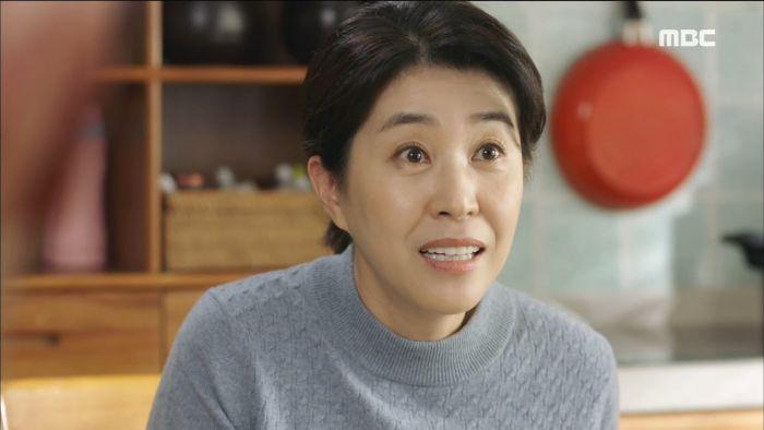 Kim Min-kyung dalam Hi Bye Mama.