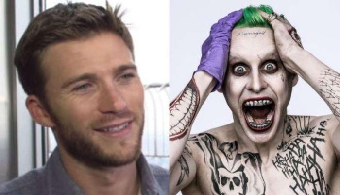 Scott Eastwood dan Jared Leto (Joker).