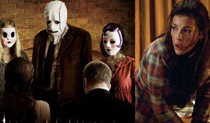 Tiga topeng pembunuh dan Liv Tyler.