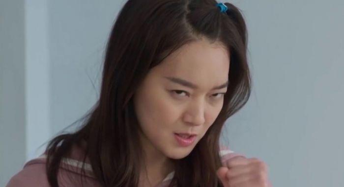 Shin Min-ah di Oh My Venus