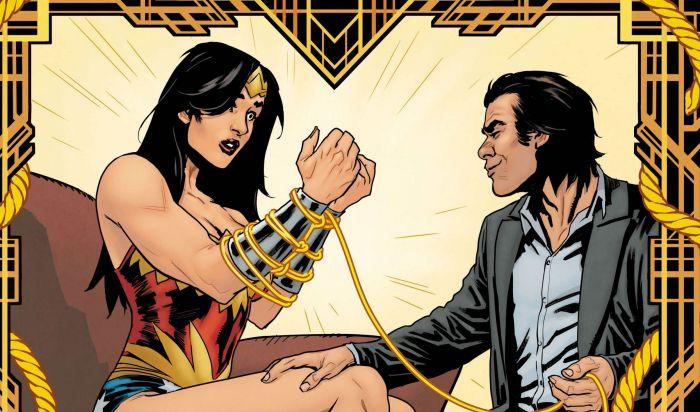Villain Wonder Woman