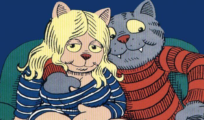 Film Animasi Fritz the Cat
