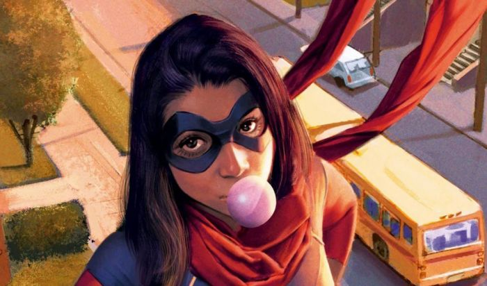Film Captain Marvel 2 Bakal Hadirkan Sosok Ms. Marvel