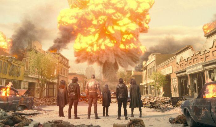 Netflix Rilis Adegan Pembuka The Umbrella Academy Season 2