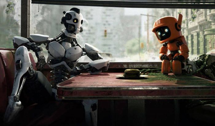 Serial Netflix Love, Death + Robots